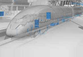 Eaton Rail Virtual Tour